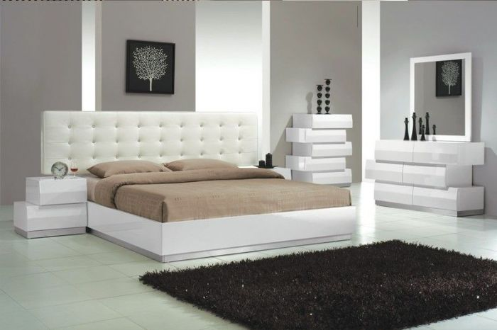 Spain 5 Pc Set (King Bed)